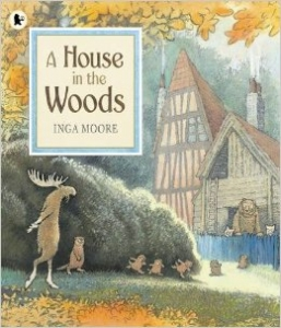 a house in the wood 1